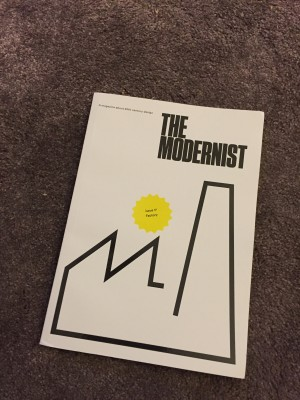 The Modernist magazine